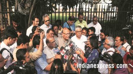'Discrepancies' in nomination papers CPM's allegations false, says Singhvi