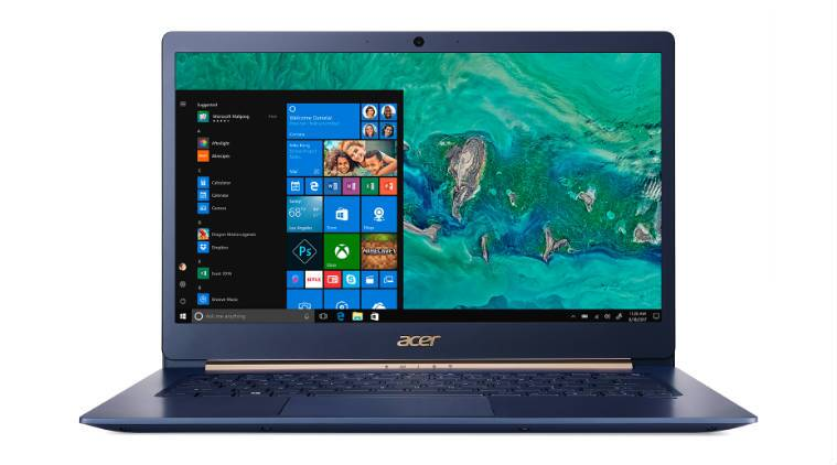 Acer Swift 5 launched in India: Specs, price, and more
