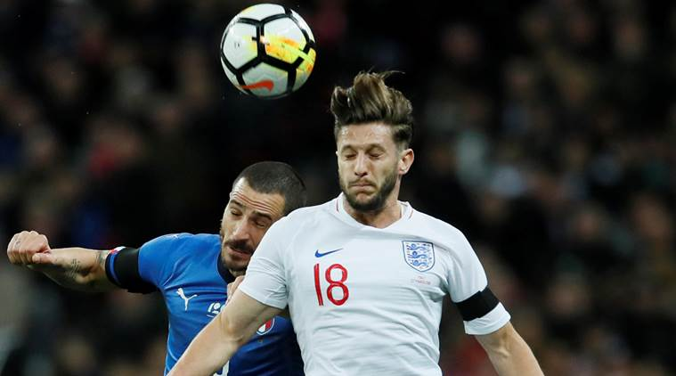 Liverpool's Adam Lallana determined to fight for England World Cup spot