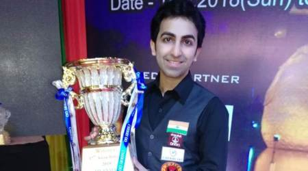 Pankaj Advani retains Asian Billiards Championships title