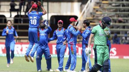 Afghanistan qualify for 2019 ICC Cricket World Cup after defeating Ireland by five wickets