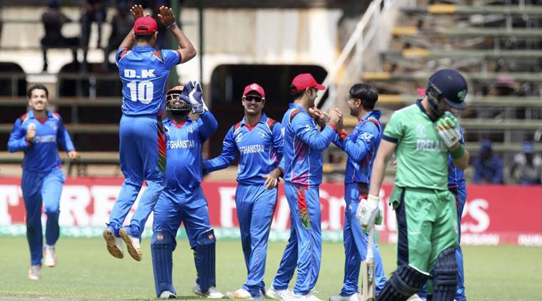 Afghanistan, Afghanistan world cup, Afghanistan vs Ireland, Afghanistan national cricket team, ICC World Cup Qualifier, West Indies, Ireland cricket team, cricket, indian express news