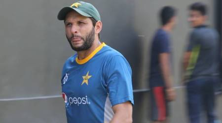 Shahid Afridi, Shahid Afridi Pakistan, Shahid Afridi PSL, PSL, Pakistan Super League, PSL 2018, sports news, cricket, Indian Express