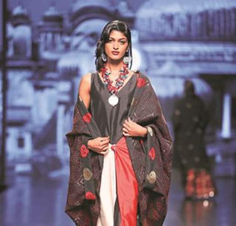 Amazon India Fashion Week, AIFW, Textiles, Fabrics, Fashion News, Latest Fashion News, Indian Express, Indian Express News