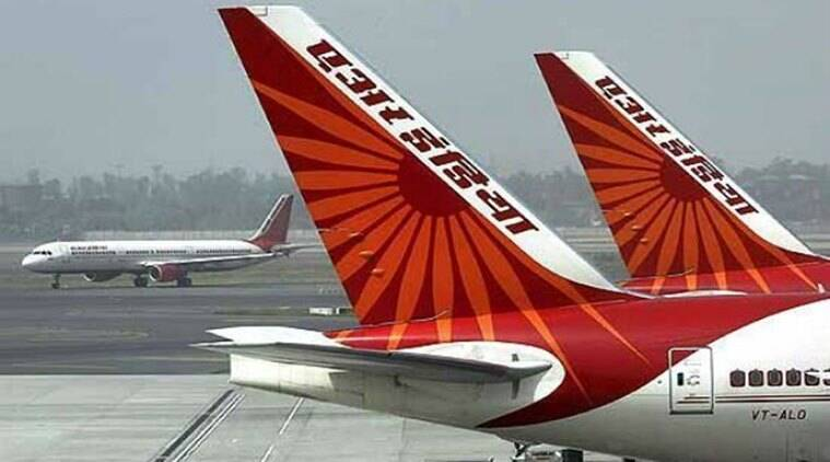 Air India flights, Air India seat booking, Air India web check-in, business news, indian express news