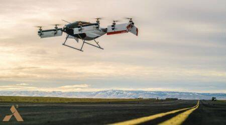 Airbus' autonomous Alpha One could be flying taxi of thefuture
