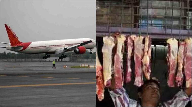 Indira Gandhi International Airport, IGIA, IGIA No Meat Shops, South Delhi Municipal Corporation, SDMC, Delhi News, Latest Delhi News, Indian Express News