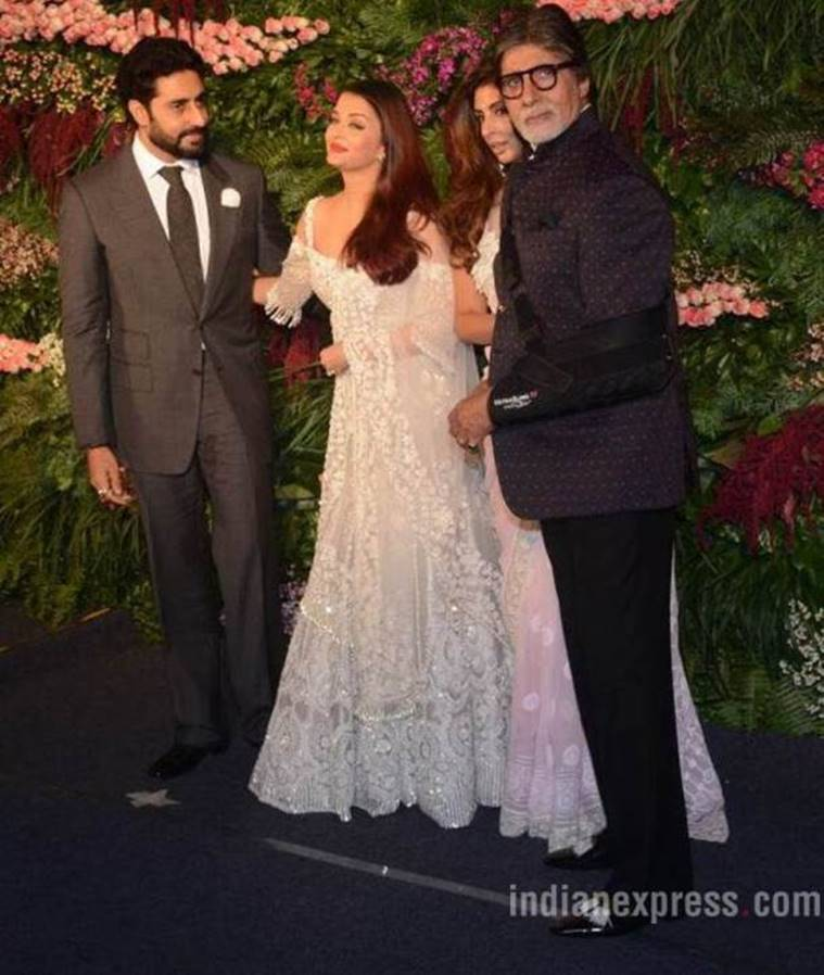 Aishwarya Rai Bachchan, Aishwarya Rai Bachchan latest photos, Aishwarya Rai Bachchan fashion, Aishwarya Rai Bachchan Manish Malhotra, Aishwarya Rai Bachchan white anarkali, indian express, indian express news