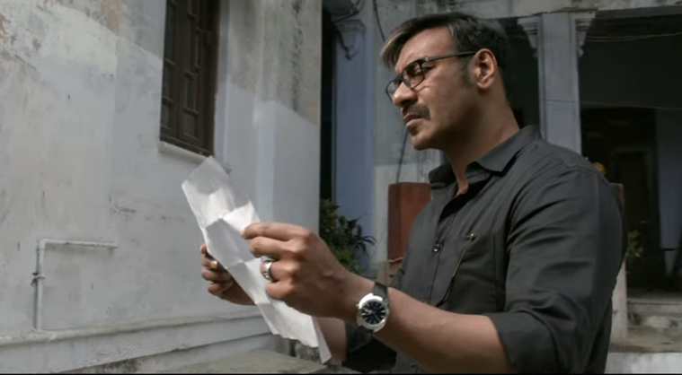 ajay devgn latest film raid
