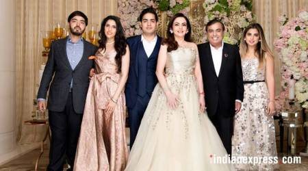 Akash Ambani-Shloka Mehta engagement: Here's Nita Ambani's poem 'A Story of Love' for the couple