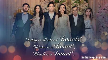 Akash Ambani-Shloka Mehta engagement: Here's sister Isha Ambani's loving speech
