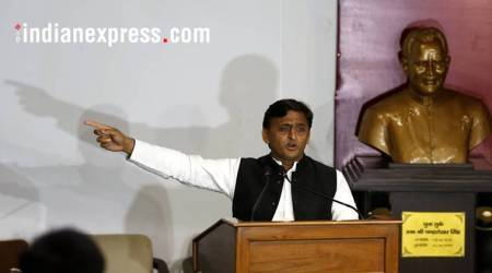 Akhilesh Yadav slams UP govt, says 'no law and order' in the state