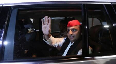 Akhilesh Yadav thanks Mayawati for lending support