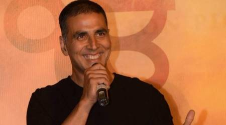 Akshay Kumar at Nanak Shah Fakir trailer launch photos