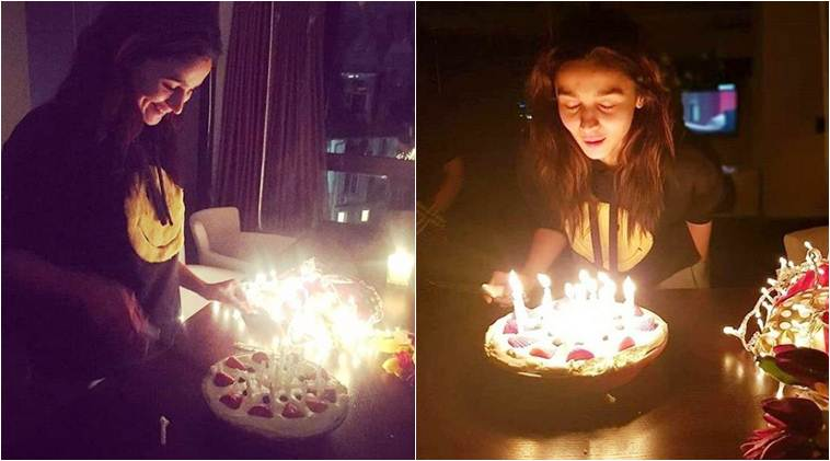 Inside Alia Bhatt's birthday celebrations on the sets of Brahmastra