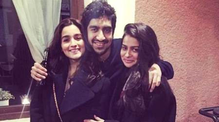 Ayan Mukerji throws a birthday bash for Alia Bhatt on the sets of Brahmastra