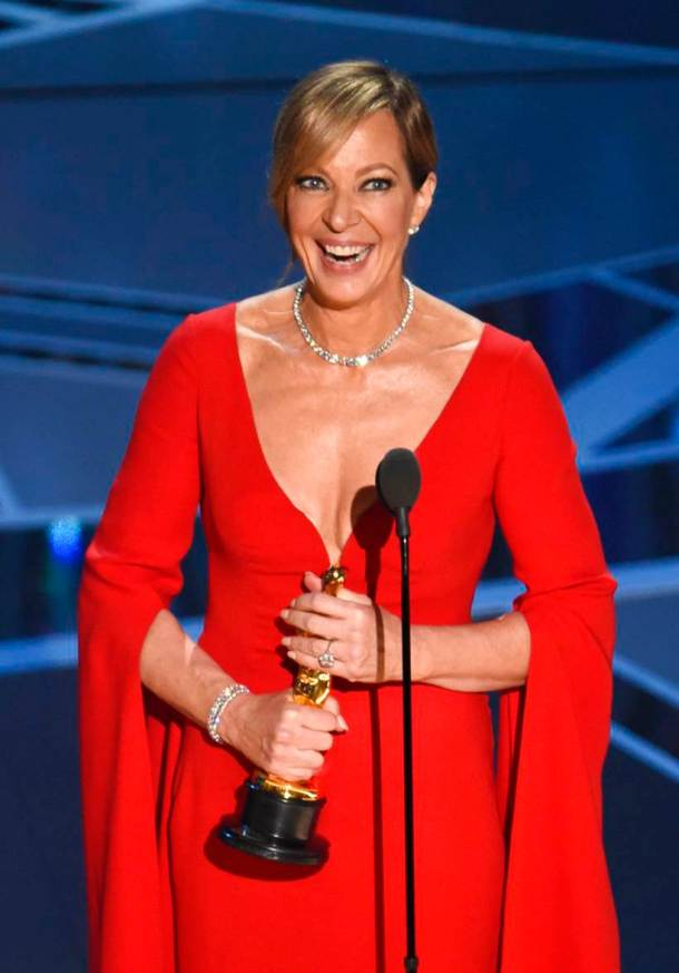 oscars allison janney best actress i tonya