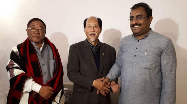 BJP usurped power through proxy in Meghalaya: Rahul Gandhi