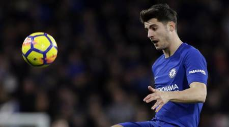 Dropped by Chelsea, Alvaro Morata might lose World Cup 2018 spot with Spain