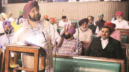 BJP trying to communalise country's atmosphere, says Punjab CM Amarinder Singh
