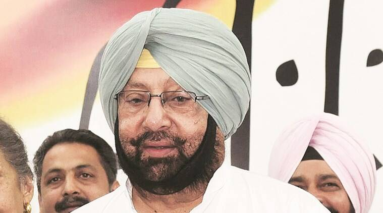 Capt Amarinder Singh, Punjab CM, DSP cadre merger, Chandigarh police, Delhi police, Chandigarh news, indian express news