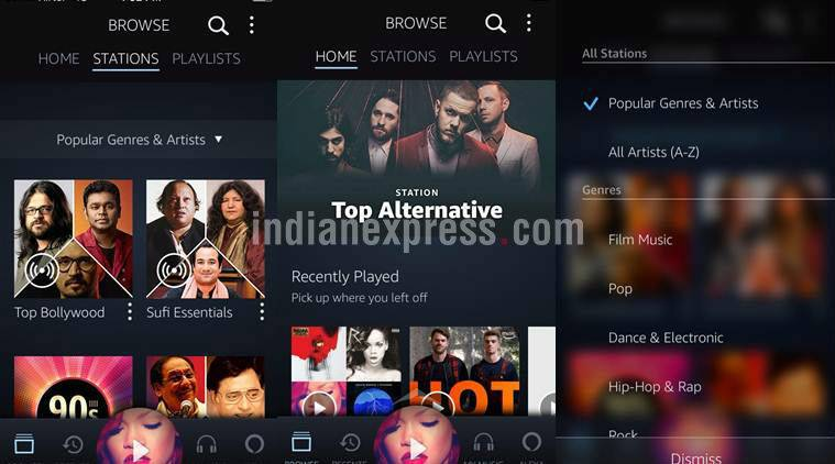 Amazon Prime Music Amazon Prime Music India Prime Music Amazon Prime Music  sc 1 st  The Indian Express & Amazon Prime Music will tap into localised content for India ...