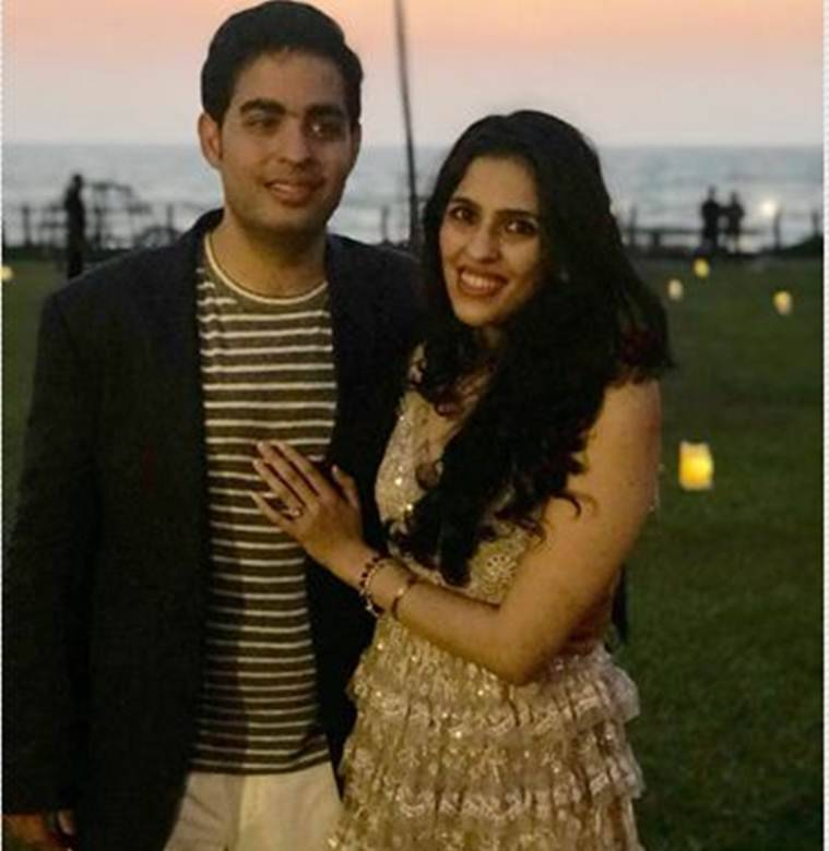 Mukesh Ambani's son Akash Ambani to get engaged with Shloka Mehta