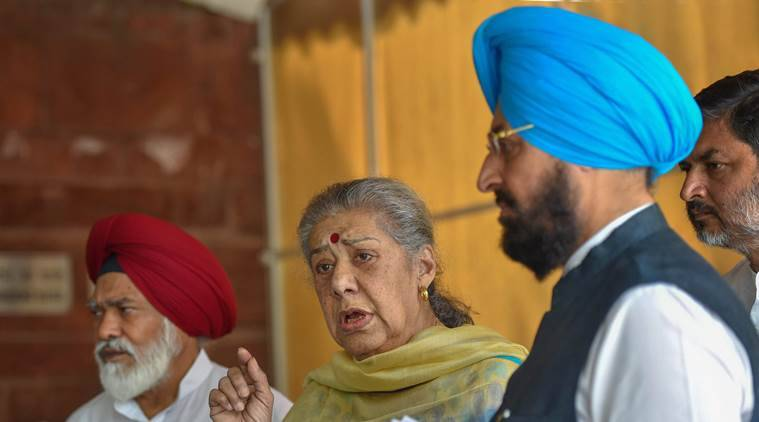 Congress to move privilege motion against Swaraj for 'misleading' RS on death of Indians in Iraq