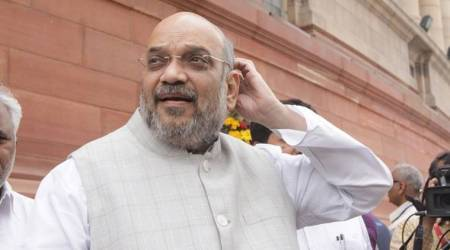At meeting with BJP chief Amit Shah, Sadhus' body fuss over 'slow' Kumbh work