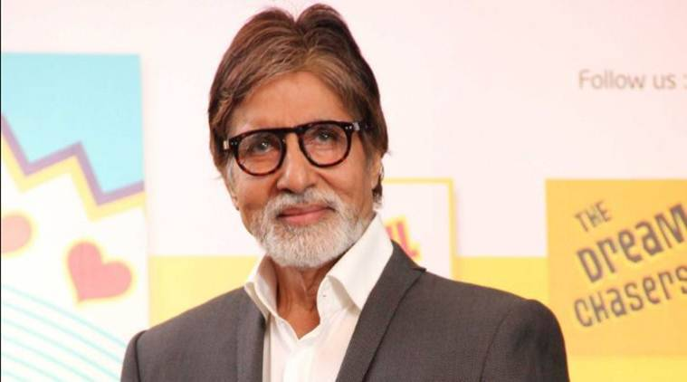 amitabh bachchan talks about his health