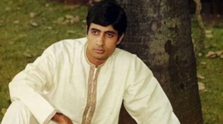 Throwback! Amitabh Bachchan shares his job application picture on social media
