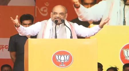 2019 Lok Sabha polls: Amit Shah sets target of 21 northeast seats for BJP
