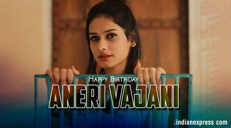 Aneri Vajani Celebrates Birthday