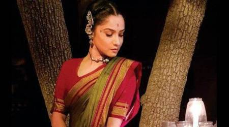 Manikarnika: Ankita Lokhande's first look as Jhalkaribai is out