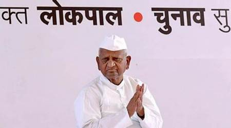Anna Hazare's strike enters day four, aide claims he lost 4 kgs