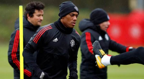 Anthony Martial, Anthony Martial news, Anthony Martial updates, Anthony Martial Manchester United, sports news, football, Indian Express