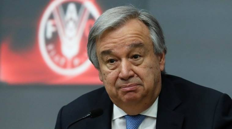 Antonio Guterres, United nations, UN chief, central African Republic, UN peace, world news