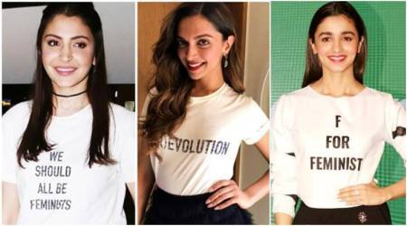 International Women's Day Special: 6 times Bollywood celebs sent out strong messages in statementT-shirts
