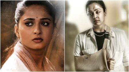 Anushka Shetty may play Jyothika's role in Naachiyaar remake