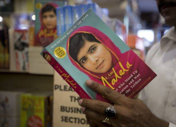 Malala Yousafzai's journey to the Nobel Peace Prize
