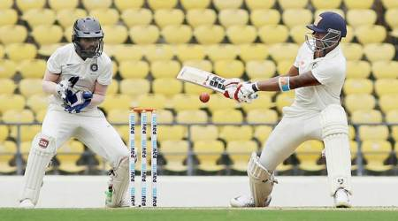 Irani Cup 2018 Rest of India vs Vidarbha: ROI end day's proceedings at 236/6