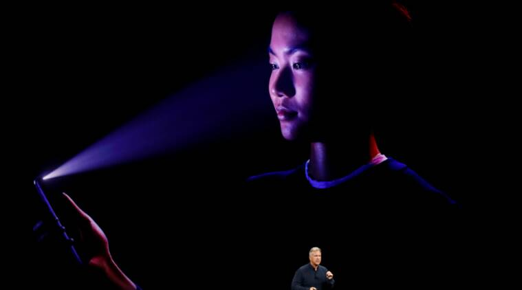 Apple iPhoneX 3D facial scan, Android smartphones, Apple Face ID, facial recognition technology, Samsung, 3D scanners, Huawei, fingerprint sensors, Asus, augmented reality
