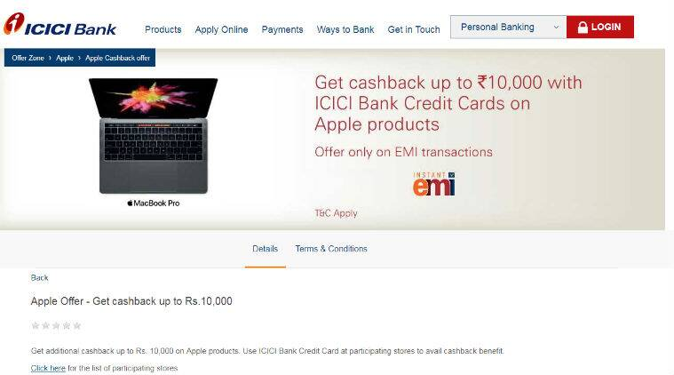 Apple Cashback Offer: iPhone X, iMacs get upto Rs 10000 off