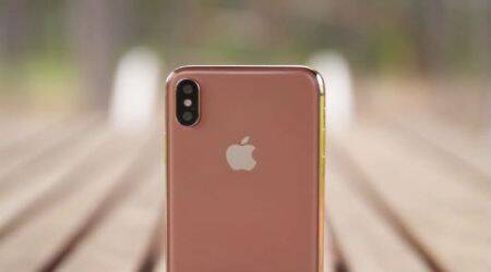 Apple iPhone X leaks in stunning 'blush gold', likely to launch soon