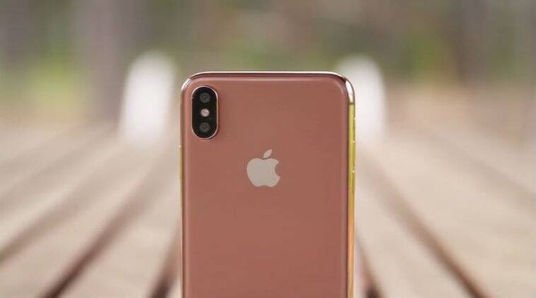 iPhone X, Apple iPhone X, iPhone X blush gold, blush gold iPhone X, iPhone X blush gold leaks, Apple iPhone X blush gold, iPhone X