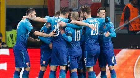 Europa League: Arsenal cruise past Milan, Atletico Madrid ease to victory