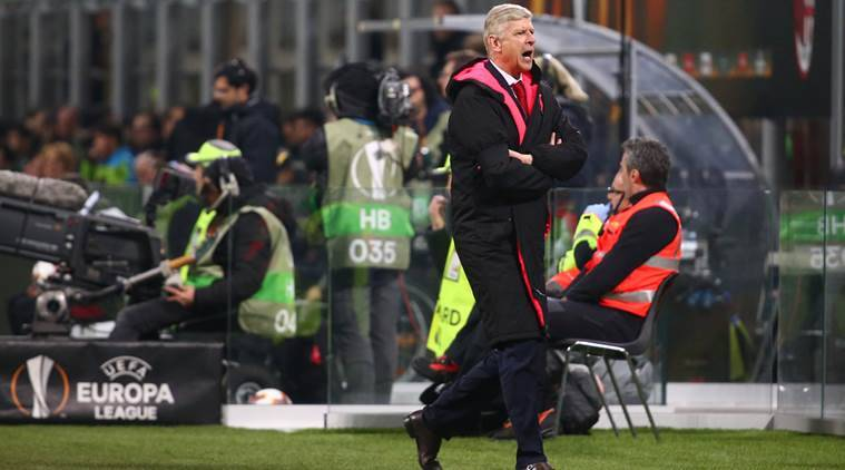 Suffering is part of my job, says Arsenal manager Wenger
