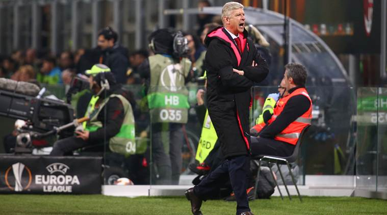 Suffering is part of my job, says Arsene Wenger
