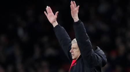 Arsene Wenger praises Arsenal resilience as they reach Europa quarters
