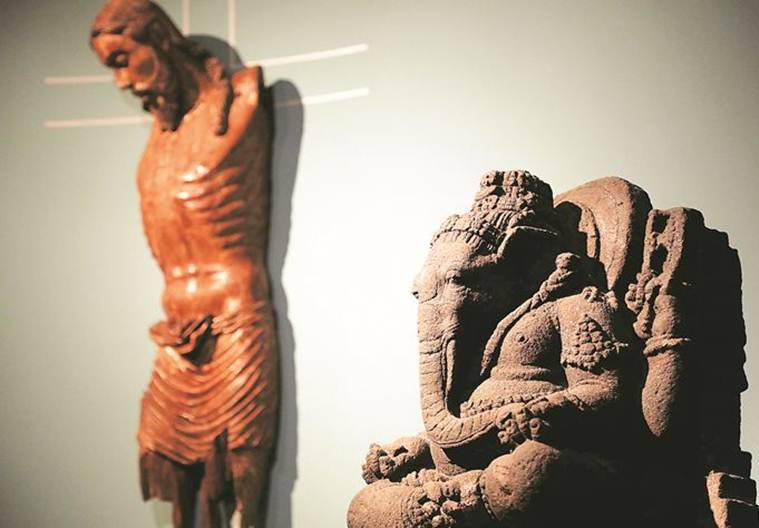 india and the world exhibition, indian history, art exhibitions in delhi, art and craft exhibitions, art galleries, indian art, national museum, british museum, international art exhibitions